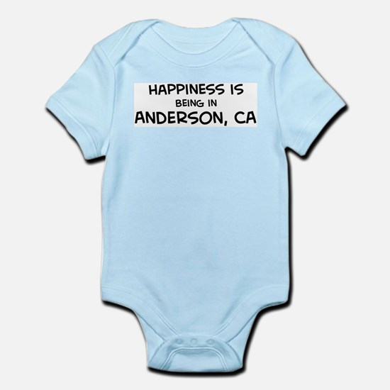 Anderson - Happiness Infant Creeper