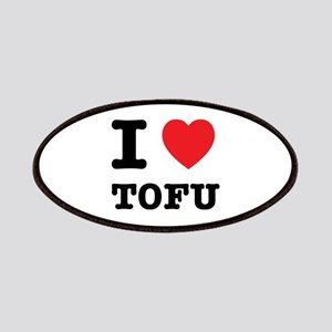 I Heart Tofu Patches