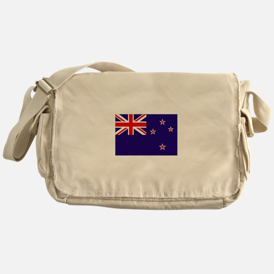 New Zealand Messenger Bag