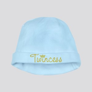 Twincess baby hat