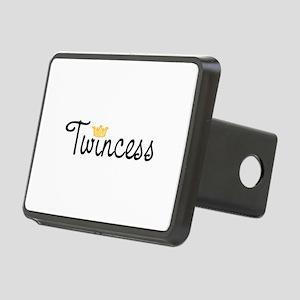 Twincess Rectangular Hitch Cover