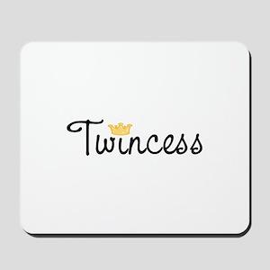 Twincess Mousepad