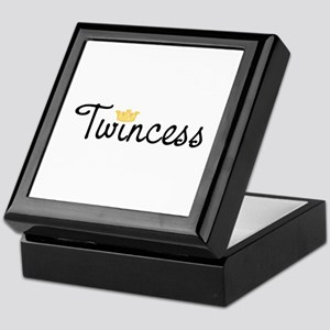 Twincess Keepsake Box