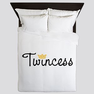Twincess Queen Duvet