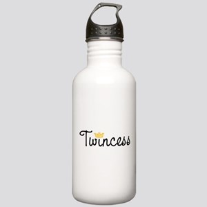 Twincess Stainless Water Bottle 1.0L
