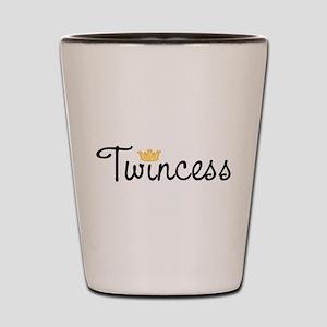 Twincess Shot Glass