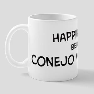 Conejo Valley - Happiness Mug