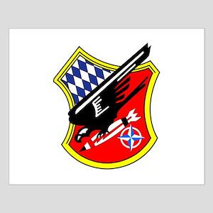 Kommando 1 Luftwaffendivision Small Poster