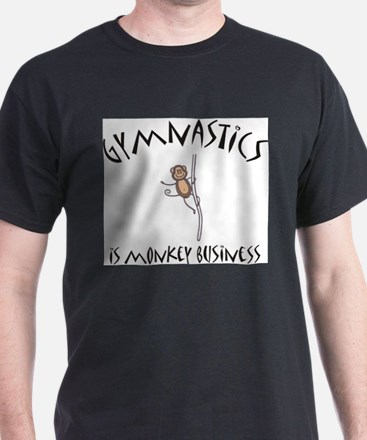 Gymnastics - MONKEY - is monkey business - (04-04