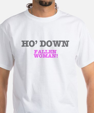 HO DOWN - FALLEN WOMAN