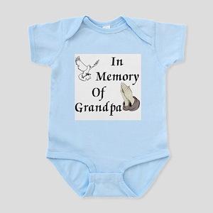 Memory of Grandpa Infant Creeper