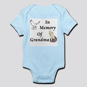 Memory of Grandma Infant Creeper