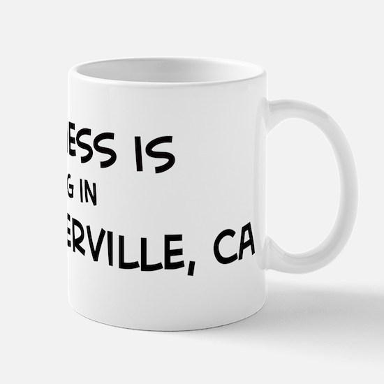 East Porterville - Happiness Mug