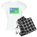 Flag Women's Light Pajamas