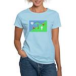 Flag Women's Light T-Shirt