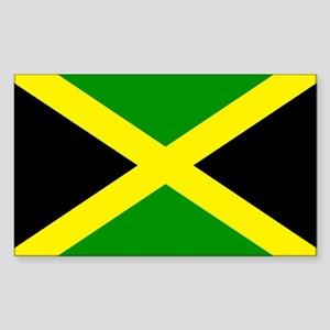 Jamaica Sticker (Rectangle)