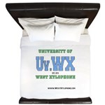 Univ. of West Xylophone King Duvet