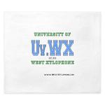 Univ. of West Xylophone King Duvet