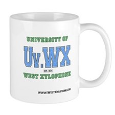 Univ. of West Xylophone Mug