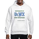 Univ. of West Xylophone Hooded Sweatshirt