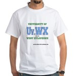 Univ. of West Xylophone White T-Shirt