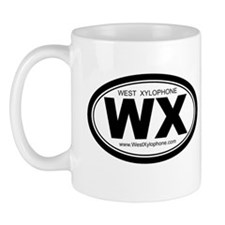 WX Country Oval Mug