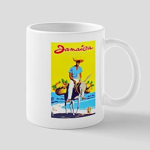 Jamaica Travel Poster 1 Mug