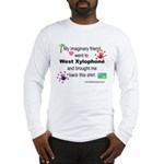 Imaginary Friend Long Sleeve T-Shirt
