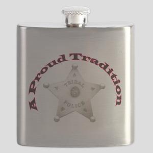 tribal Flask