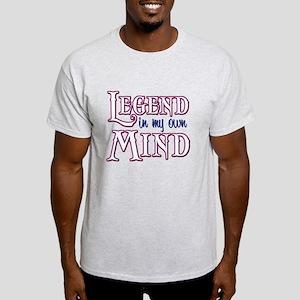 Legend/Mind Light T-Shirt