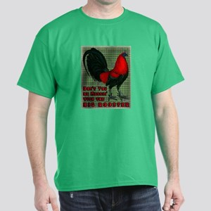 Big Red Rooster2 Dark T-Shirt