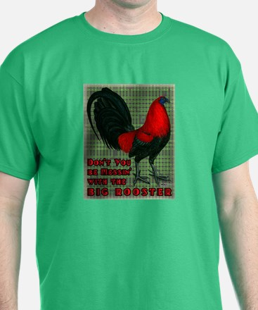Big Red Rooster2 T-Shirt