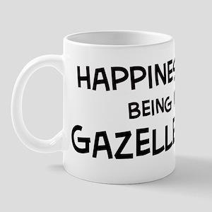 Gazelle - Happiness Mug
