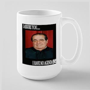 Scalia 2 Large Mug