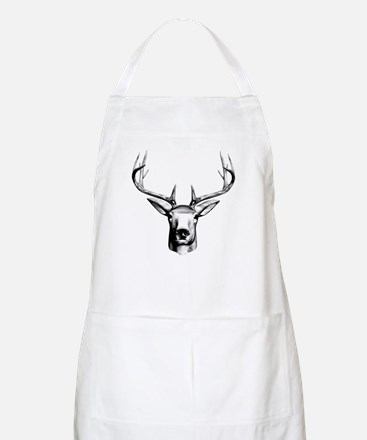 Deer Head Apron