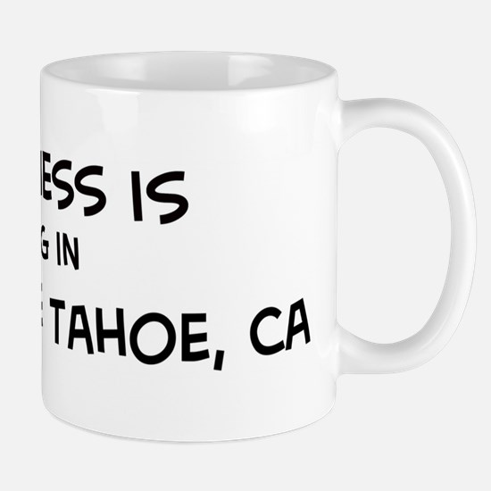 South Lake Tahoe - Happiness Mug
