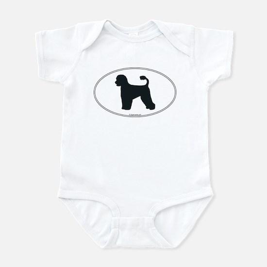 Portie Silhouette Infant Bodysuit