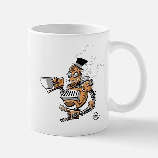 The Steambot Mug
