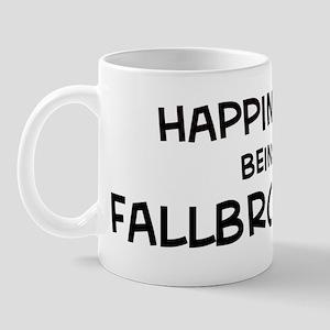 Fallbrook - Happiness Mug
