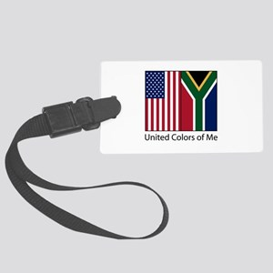 US SA Large Luggage Tag