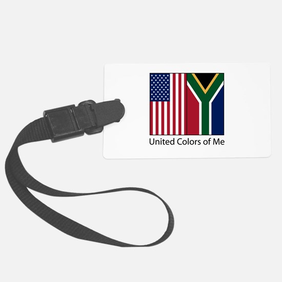 US SA Luggage Tag