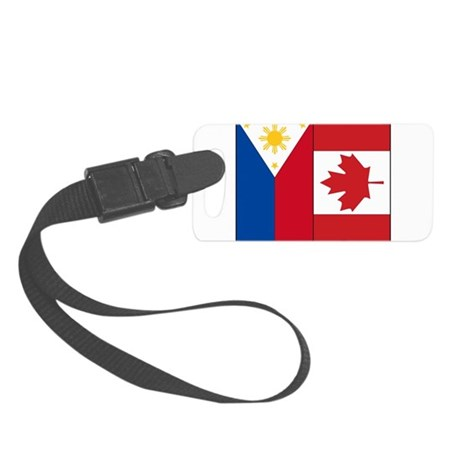 pica_CPDark.png Small Luggage Tag