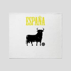 Espana Throw Blanket