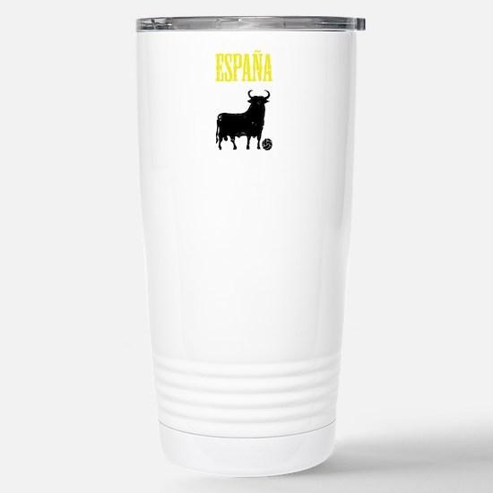 Espana Stainless Steel Travel Mug
