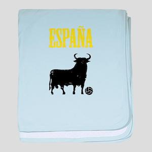 Espana baby blanket