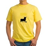 Espana Yellow T-Shirt