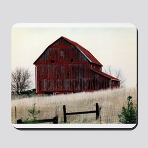 American Barns No.3 Mousepad