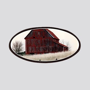 American Barns No.3 Patches