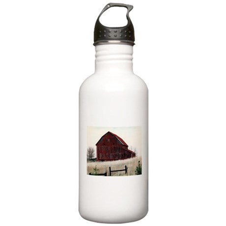 American Barns No.3 Stainless Water Bottle 1.0L