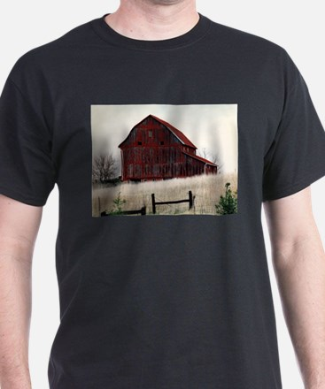 American Barns No.3 T-Shirt